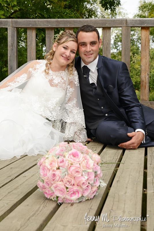 photos portraits des mariés séance couple