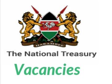 2019 National Treasury of Kenya Job Vacancies 297 posts