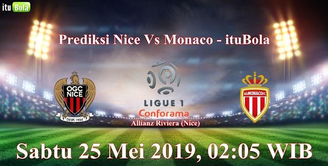 Prediksi Nice Vs Monaco - ituBola