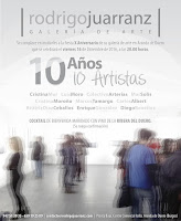 Group Show 10 - Galeria Rodrigo Juarranz
