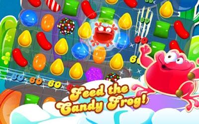 Candy Crush Saga v1.91.2.1 Mod Apk Terbaru