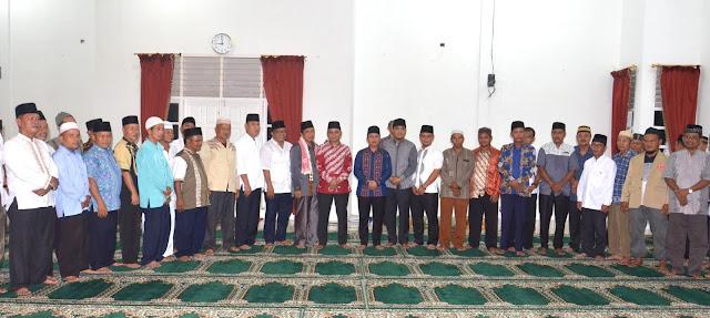 Pemkab Tapteng Gelar Buka Puasa Bersama Sekaligus Pelepasan Tim Safari Ramadhan