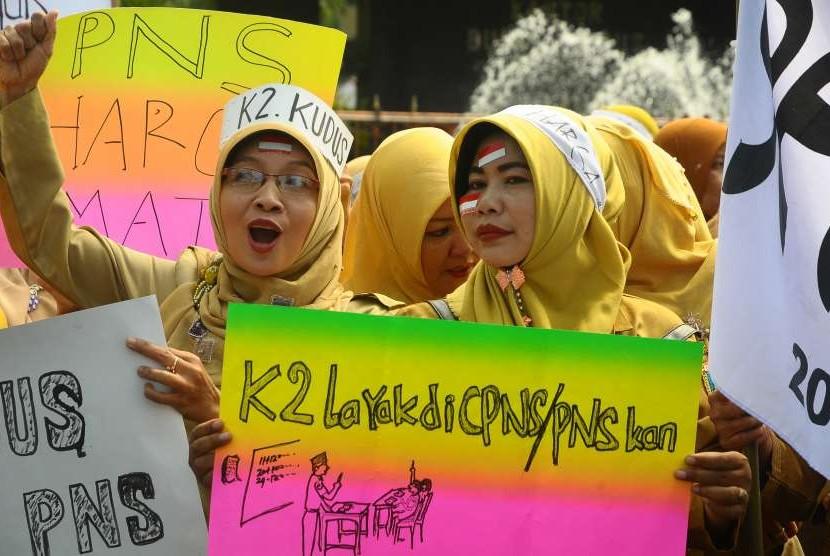 Usulan Gaji Guru Honorer Harus Ditindaklanjuti Pemerintah