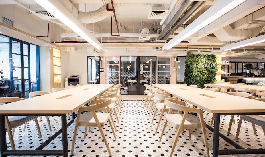Go-Work, Coworking Space Terbaik