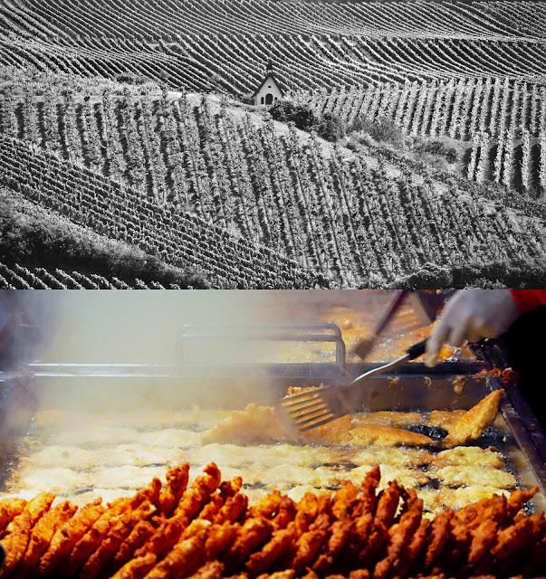 Heimatküche und Weinbau an der Nahe.