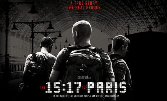 15h17 pour Paris, le film qui met en lumière ces actes qui peuvent changer notre vie à jamais !