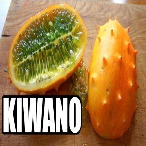 Manfaat kesehatan dari Kiwano melon bertanduk