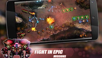 Tower Defense Invasion APK Unlimited Money v.1.12