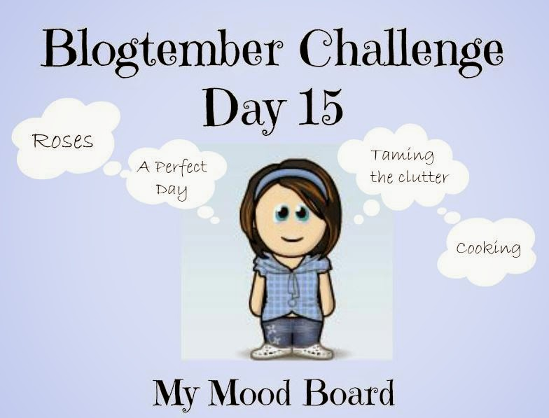 Blogtember Day 15 Mood Board