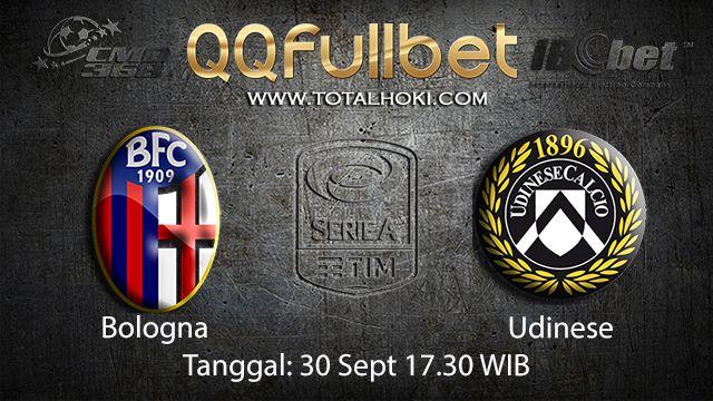 Prediksi Bola Jitu Bologna vs Udinese 30 September 2018 ( Italian Serie A )