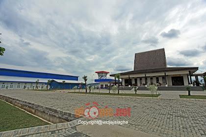 Informasi Penerbangan di Bandara Bersujud Batulicin