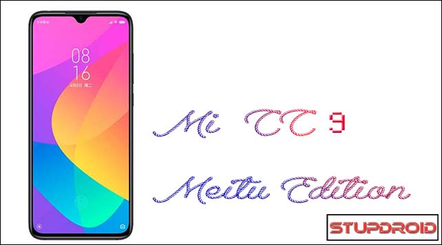 How to Flash Xiaomi MI CC9 Meitu Edition (Download Flash File bypass