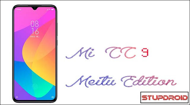 How to Flash Xiaomi MI CC9 Meitu Edition (Download Flash File bypass MI Account)