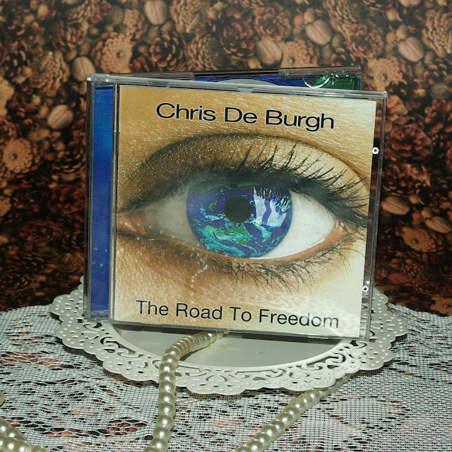 [Music Monday] Chris de Burgh - The Road to Freedom