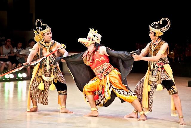 'Ramayana Prambanan' dance drama