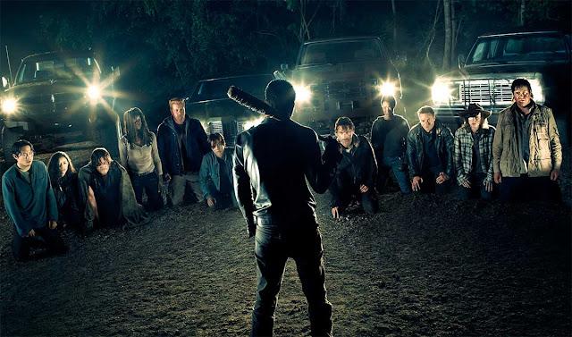The Walking Dead Season 07 BluRay