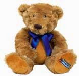 carex bed buddy bear
