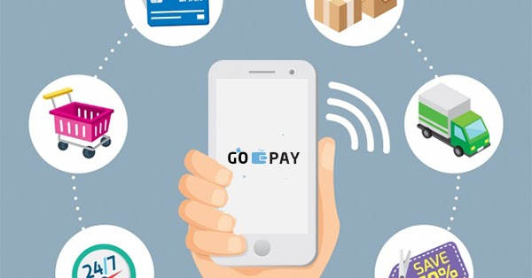Go-Pay: Harapan Indonesia Menuju Cashless Society