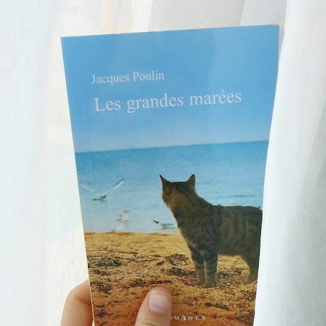 Les grandes marées de Jacques Poulin