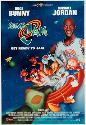 Space Jam 1996 DVD R1 NTSC Latino