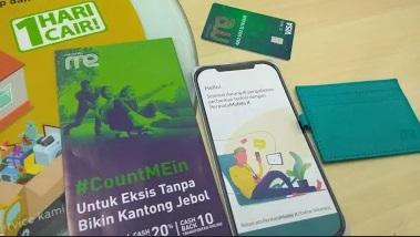 Permata Mobile X, Mobile banking cerdas yang dapat membantu transaksi perbankan sehingga  memiliki lebih banyak waktu untuk diri sendiri.(dok.windhu)
