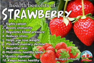 Health Benefits Of Strawberries Of 2018