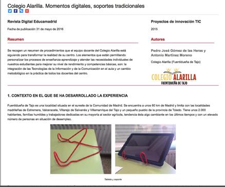 Proyecto Alarilla