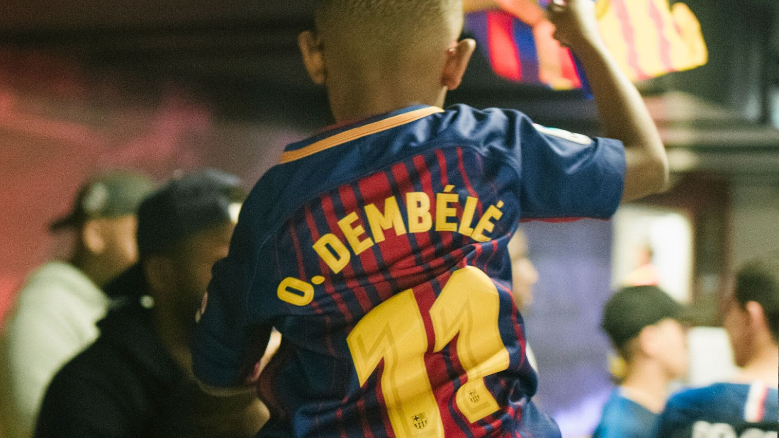 1257e0cf075 The portrait also looks at Dembélé s humble beginnings and the role he  plays in his community