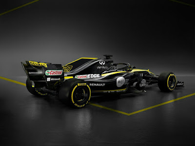 Renault F1 RS 18