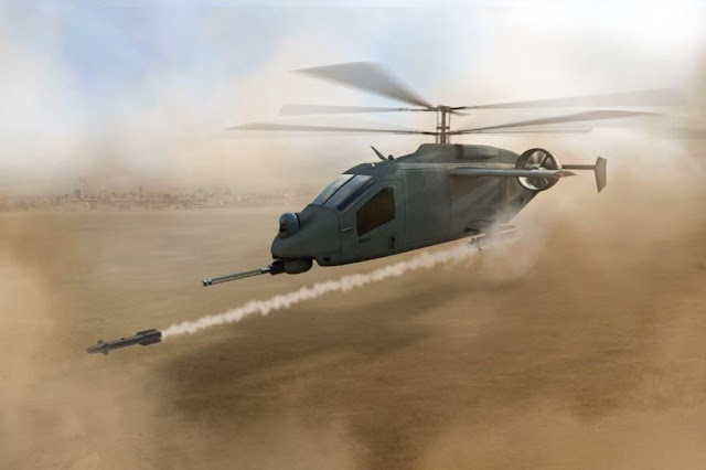 AVX L3 coaxial helicopter