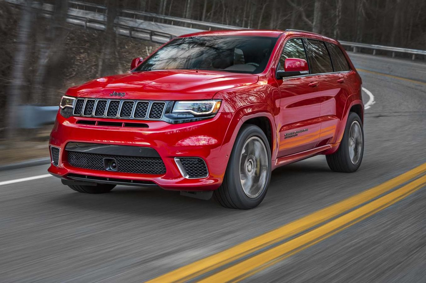 2018 jeep grand cherokee trackhawk is a 707 hp all wheel. Black Bedroom Furniture Sets. Home Design Ideas