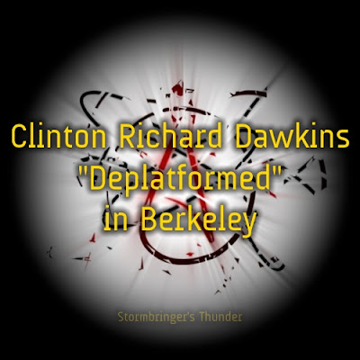 Dawkins disinvited Berkeley free speech