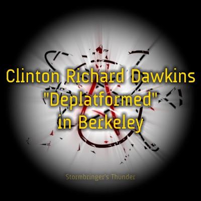 Dawkins disinvited Berkeley free speech