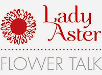 Lady Aster Flower talk Day of the Dead