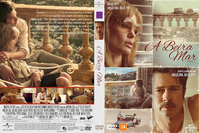 Capa DVD À Beira Mar