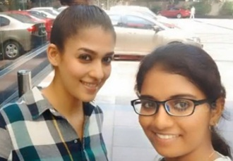 Nayanthara in trouble !