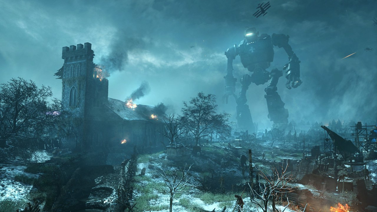 the iron giants are back in origins try not to get squashed
