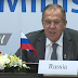 Lavrov laughs off allegations Russia is influencing Swedish elections