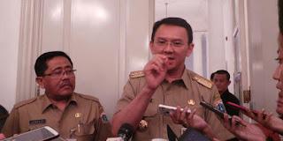 Pemprov DKI Jakarta kembali menegaskan penertiban akan terus di lakukan