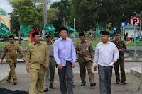 Gubernur NTB Tinjau Kesiapan Munas Alim Ulama NU di IC
