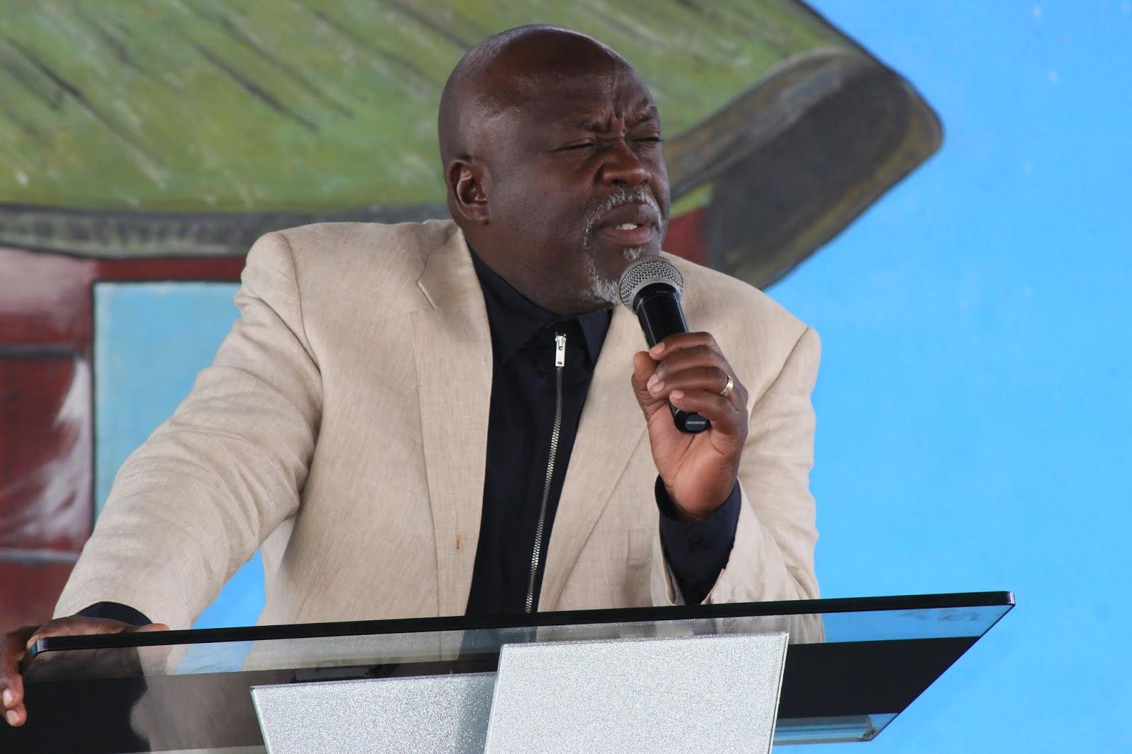 Arch-Bishop Asa Gurupira - The League Of Extra-Ordinary Servants Of God