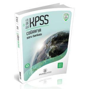 Puan Akademi KPSS Öz Bilgi Coğrafya Soru Bankası (2017)