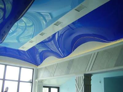 Stretch Ceiling Fabric Ceiling