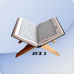 Tipe Karakter Juz 5 Pada Al-Qur'an (Feminim dan Suka Mengungkit)