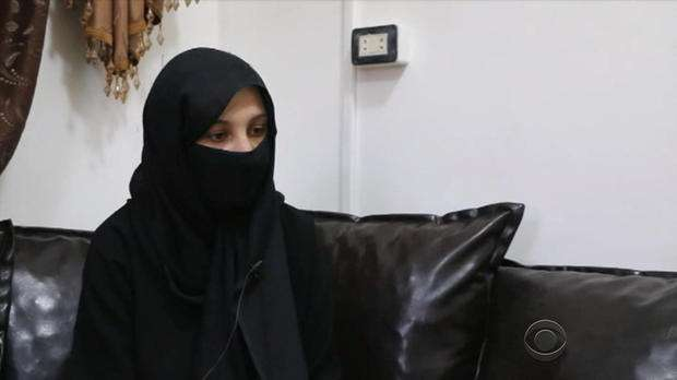 Young women who went to marry ISIS fighters desperate to go home