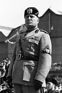 Mussolini launched his fascist movement in Milan in 1919