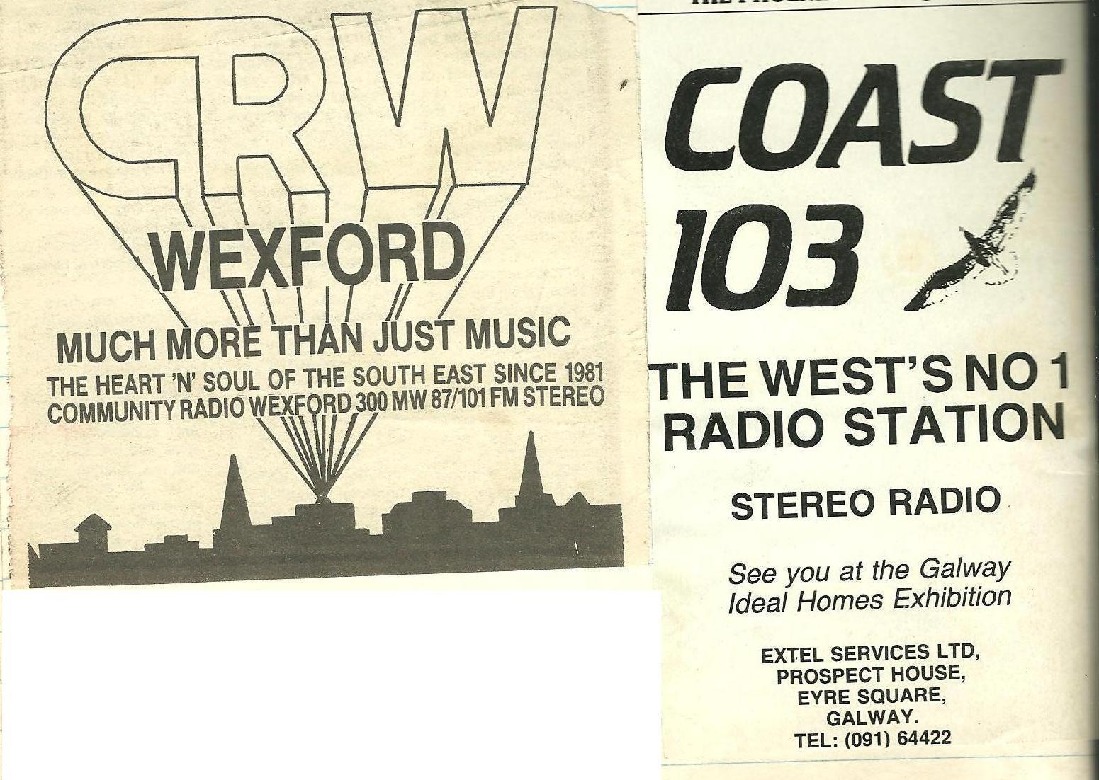 The Irish Broadcasting Hall of Fame: Pirate Radio Exhibition
