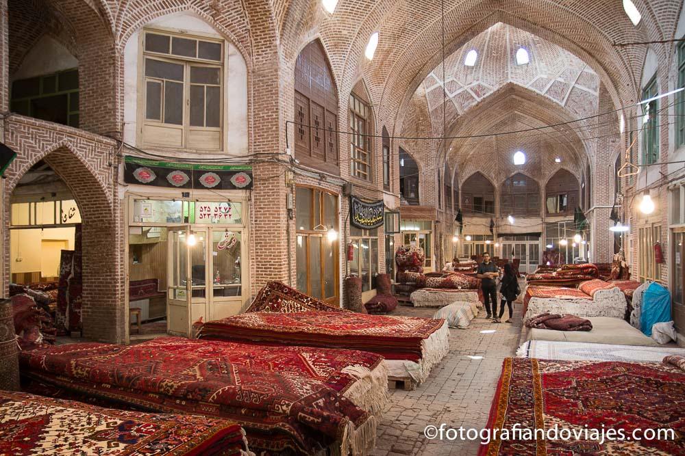 Bazar de Tabriz, Iran
