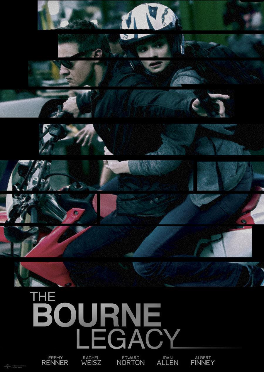 The Bourne 4 Legacy พลิกแผนล่า ยอดจารชน [HD][พากย์ไทย]