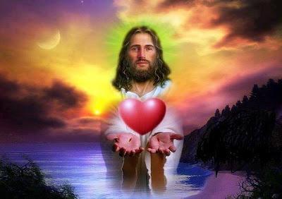 Üzenet Jézustól: Bízzatok Én Bennem és a Teremtő Atyában (2013.szept.15.)